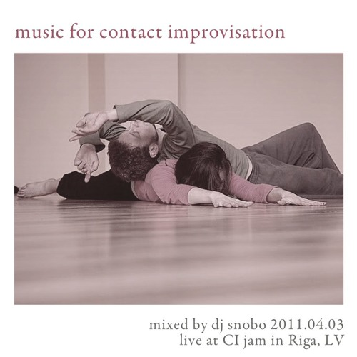 Music for Contact Improvisation, or Stillness Is My Move vol. 2