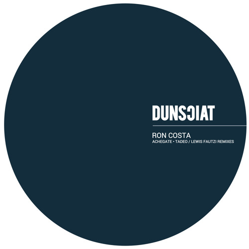 Ron Costa - Achegate (Original Mix) [Dunsciat]