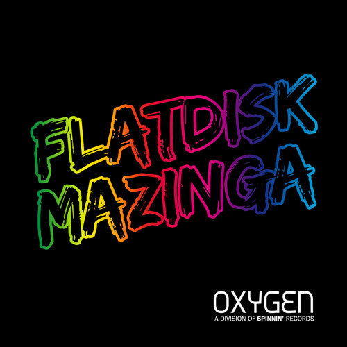 Flatdisk - Mazinga (Original Mix)