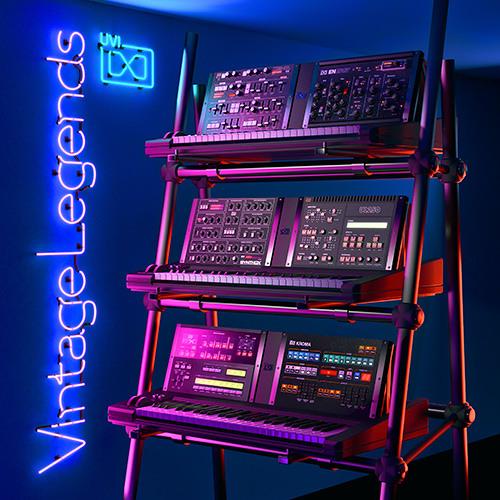 Vintage Legends   Rock Vintage Legends by Damien Vallet (CS-M, Synthox, Kroma, Energy and U1250)