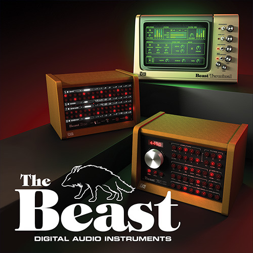The Beast | The Jungle Beast by Eric Heber Suffrin