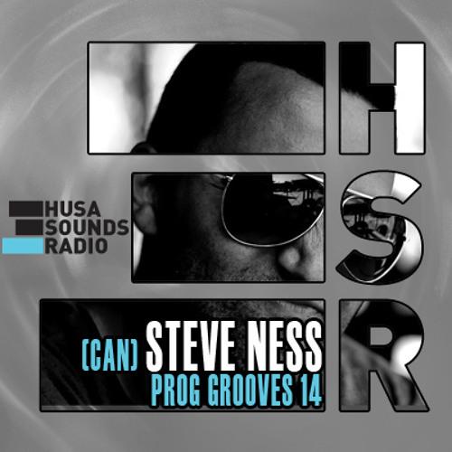 HSR: Prog Grooves 14: Steve Ness (CAN)