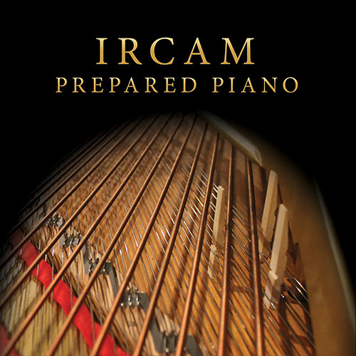 IRCAM Prepared Piano | Demo by EDO (IRCAM Prepared Piano & TR-808 from Beat Box Anthology)