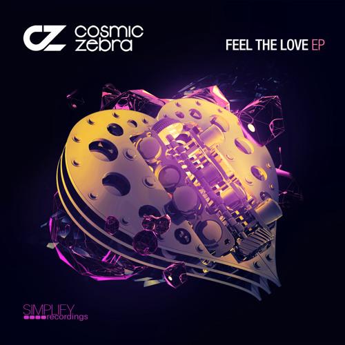Cosmic Zebra - Moving On feat. Jeremy Strickland