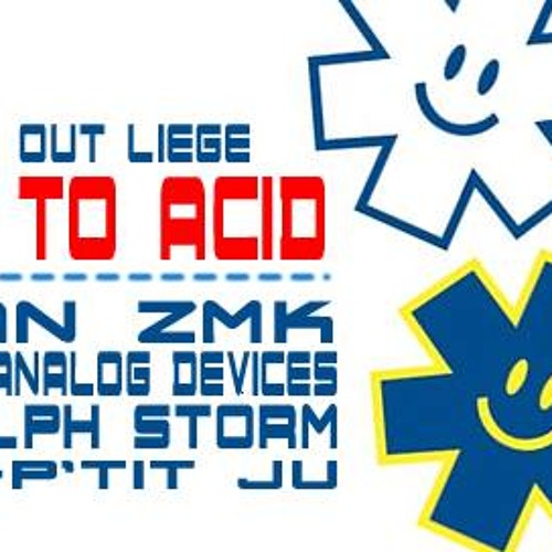 Stefan ZMK @ Escape to Acid - Liege Belgium 2014 [acid|techno|tekno]