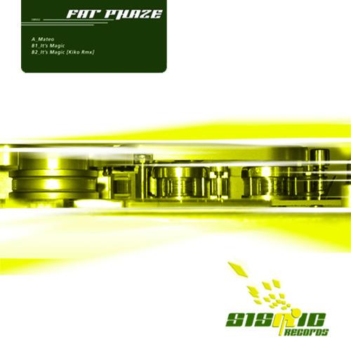 """Fat Phaze """"Mateo"""" (Original Mix)"""