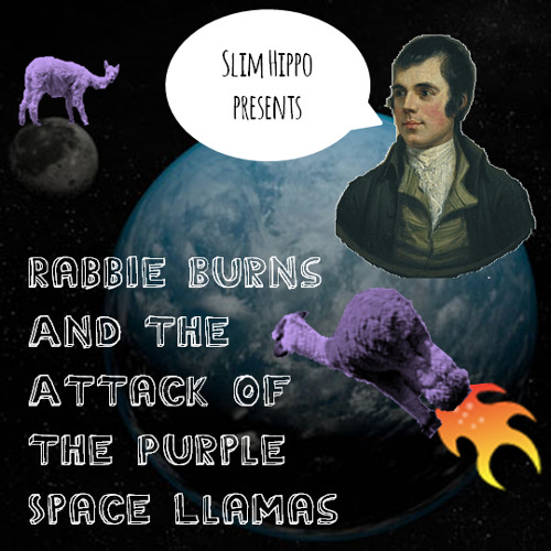 Attack Of The Space Llamas - Slim Hippo