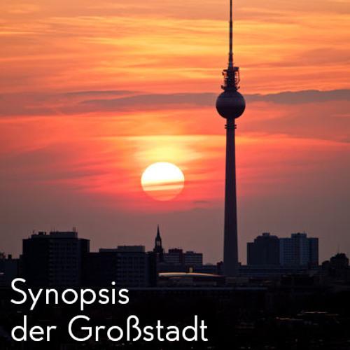 Synopsis der Großstadt
