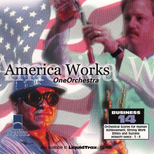 America Works By Udi Harpaz