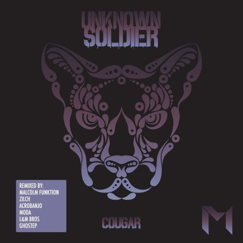 "Unknown Soldier - ""Cougar"" (Malcolm Funktion Remix)"