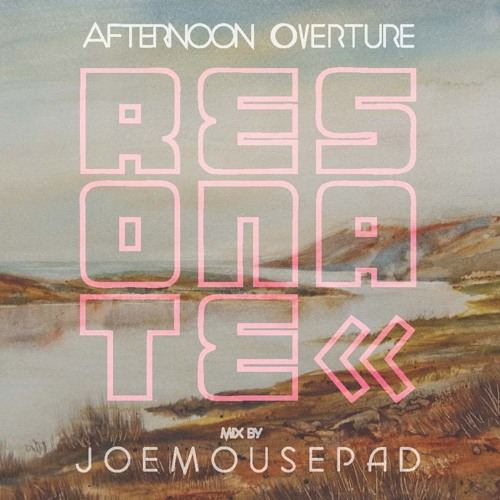 Afternoon Overture Mix - Joe Mousepad