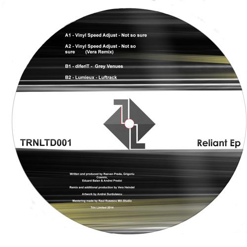 A2-Vinyl Speed Adjust- Not So Sure (Vera Remix)