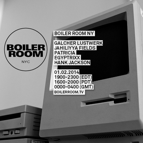 Egyptrixx Boiler Room NYC DJ Set