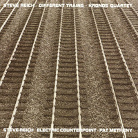 Steve Reich - III: Fast (Pat Metheny), from Electric Counterpoint (1987)