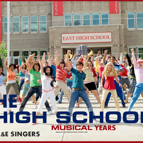 Start of Something New ~ A&E Singers ~ The High School Musical Years ~