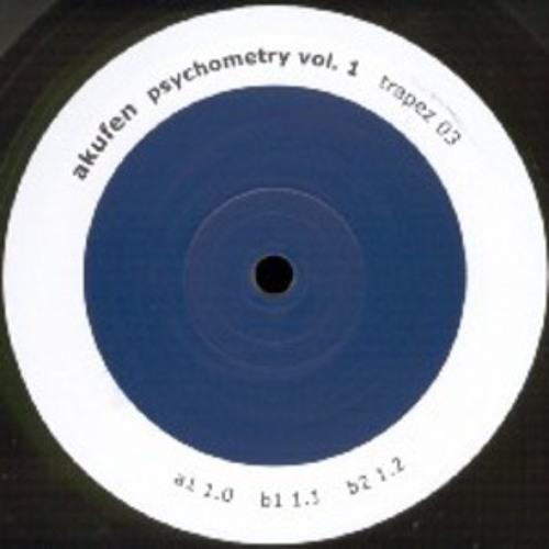 Akufen - Psychometry 1.2