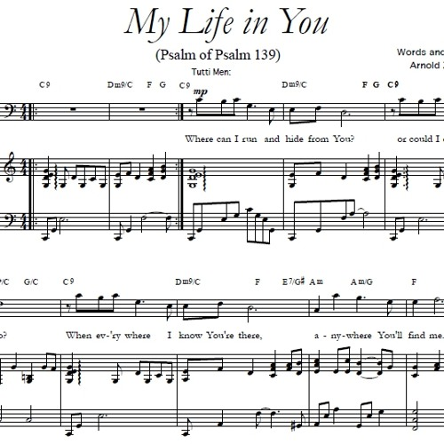 Philippine Madrigal Singers My Life In You Arr Arnold Zamora By