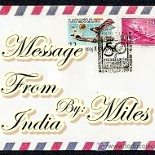 Message From India                        (Original Mix)