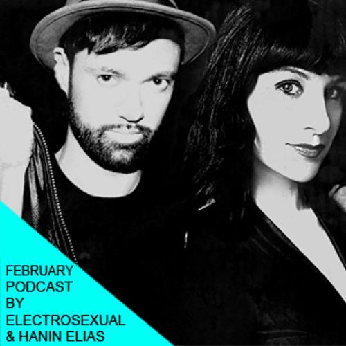 YMA's February 2014 podcast by Hanin Elias (Fantôme) & Electrosexual