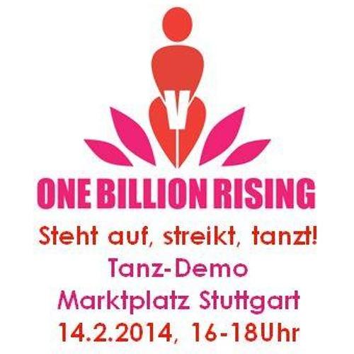 JUSTICE! Der deutsche Songbeitrag für ONE BILLION RISING 2014
