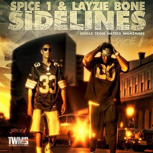 Spice 1 & Layzie Bone - Sidelines