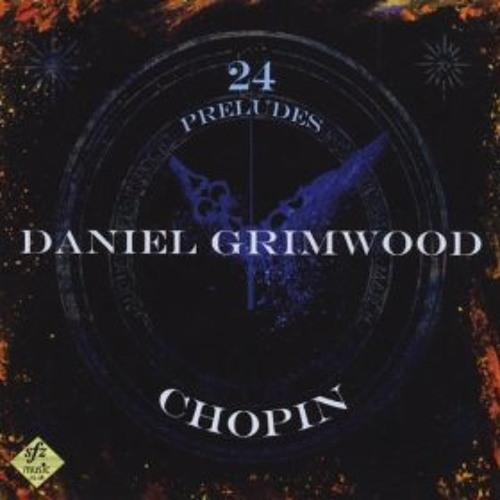 Daniel Grimwood: Chopin Prelude No. 25 Opus 45 (extract)