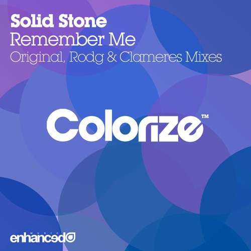 Solid Stone - Remember Me (Rodg Remix) [OUT NOW]