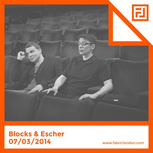 Blocks & Escher - FABRICLIVE x Critical Sound Mix
