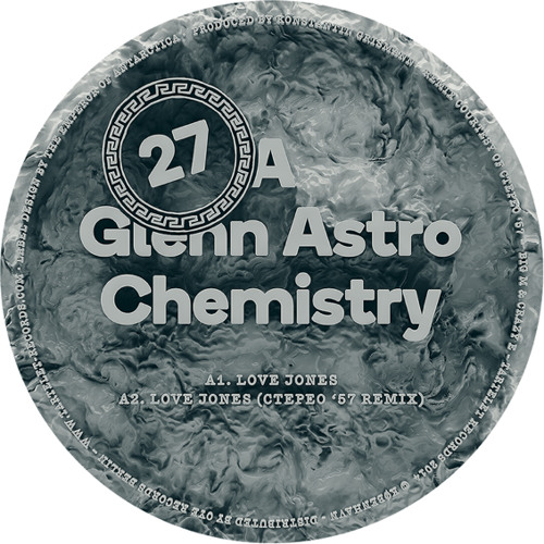 Glenn Astro - Chemistry EP incl. Ctepeo '57 remix [Tart027] OUT NOW!