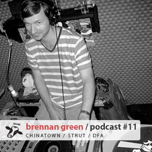 Burek Podcast #11 - BRENNAN GREEN