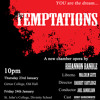 TEMPTATIONS: a chamber opera in one act [LIVE]