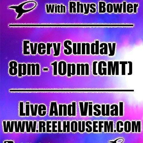 ANTWON & NTM 30 Min Guest Mix on Rhys Bowler's Sunday Escape Show on REELHOUSEFM