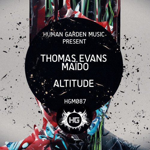 Thomas Evans  & Maïdo - Altitude (Original Mix) [Human Garden Music]