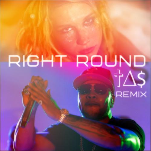 Flo-Rida & Ke$ha - Right Round (†∆$ Remix)