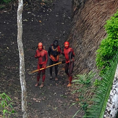 Uncontacted Tribes [Work in progress]