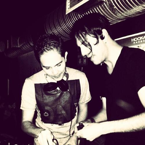 Vazik & Tini Tun @ Hookah Lounge - Jan 23 2014 - Mexico City