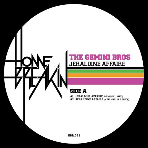 Jeraldine Affaire (Original + Neighbour Remix Preview)