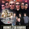 VIERNES 7 DE FEB-LOS ACOSTA & LOS GUARDIANES DEL AMOR ESCAPADE 2001 FORT WORTH