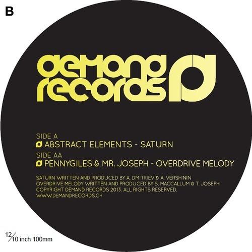 Pennygiles & Mr Joseph - Overdrive Melody