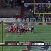 Arkansas State Blocked Field Goal