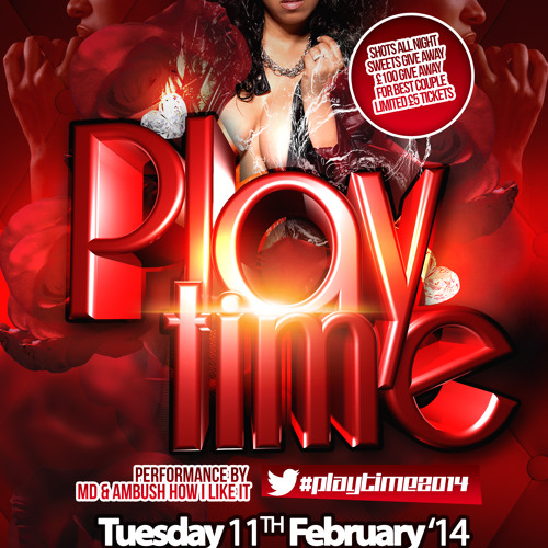 #Playtime2014 - Bashment Mix - Mixed By @DJ_SKWYLA