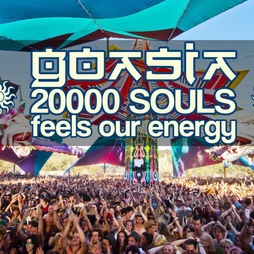 Goasia At 20000 Souls Mixtape