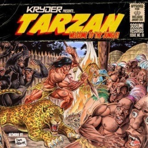 Kryder - Tarzan [FREE DOWNLOAD]