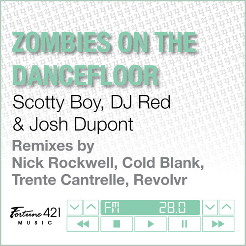Scotty Boy, Red and Josh Dupont - Zombies On The Dancefloor (Cold Blank Remix - Sample)