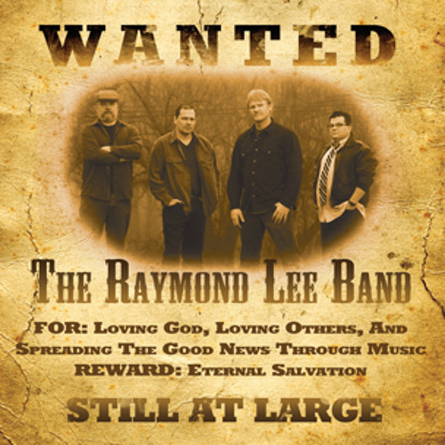 The Raymond Lee Band (Self-Titled Album)