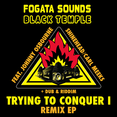 Black Temple meets Fogata - Rmx EP - Promo