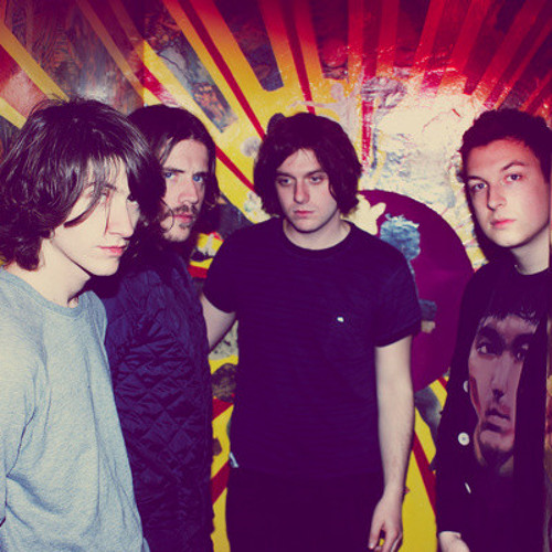 Arctic Monkeys x Why'd You Only Call Me When You're High