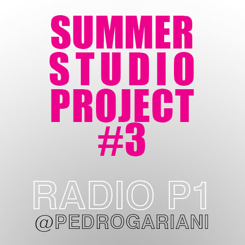 Summer Studio Project #3 @ Pedro Gariani