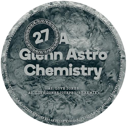 Chemistry EP :: Glenn Astro :: incl. CTEPEO '57 remix :: Tartelet Records 2014
