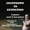 Countdown to Extinction Podcast – Episode #9 with Nicholas Abrahams